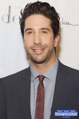 The life story of David Schwimmer, US actor and director.