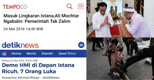 Kata Ngabalin, Tak Ada Kedzaliman Di Pemerintahan Jokowi; Ini Komentar Menohok PBB