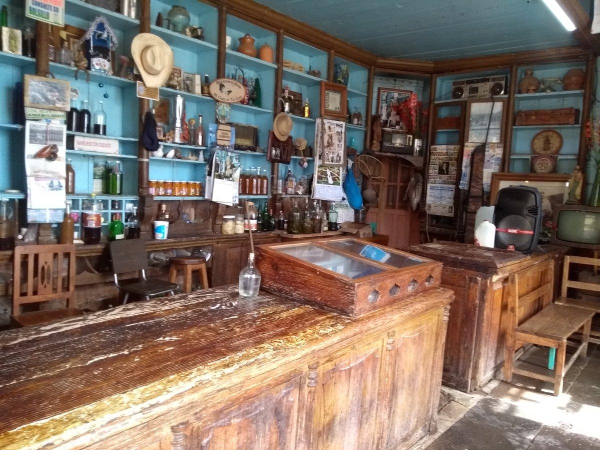 Los vinitos de Jicolapa, un lugar especial en Zacatlán.
