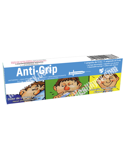 Anti Grip Pack of 3
