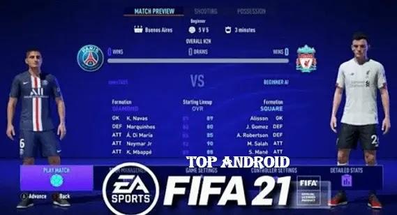 تحميل FIFA 21  تحميل لعبة فيفا 2020 للاندرويد بدون نت  تحميل لعبة فيفا 2020 للاندرويد بدون نت بحجم صغير  تحميل لعبة فيفا 2021 للاندرويد بدون نت  تحميل لعبة فيفا 2021  تحميل لعبة كرة القدم للموبايل بدون نت  تحميل فيفا 2020 تعليق عربي  فيفا 21