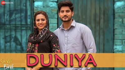 Duniya Song Mp3 Audio download and Lyrics Surkhi Bindi by Gurnam Bhullar [asongslyric]