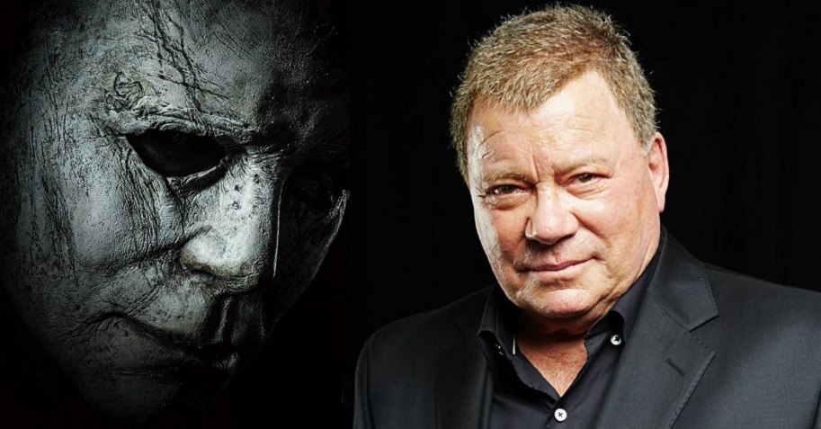 William Shatner Did the Most Shocking Thing on Halloween Once