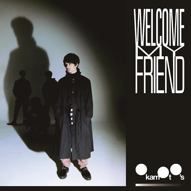 Welcome My Friend by OKAMOTO'S