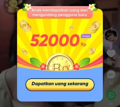 cara mendapatkan uang dari aplikasi snack video