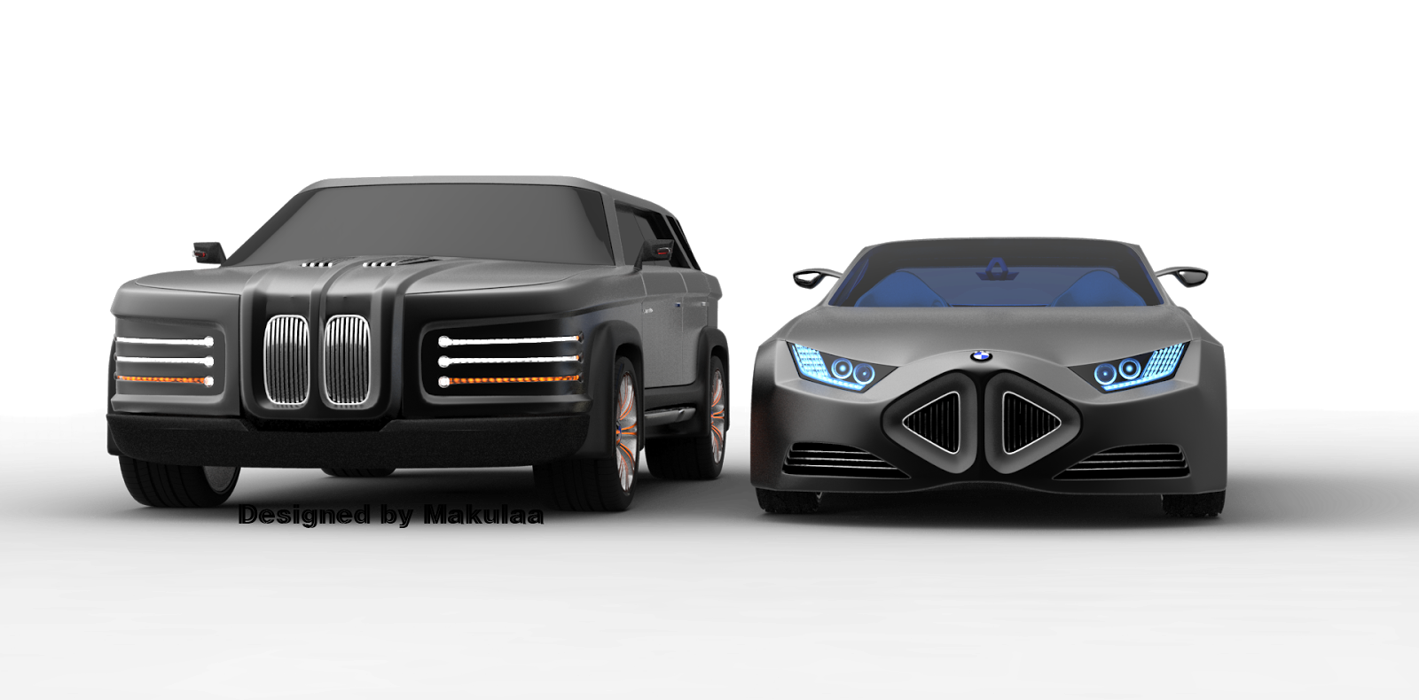 Car Design Creator By Makulaa Bmw X7 And Evolution