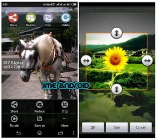 Aplikasi mengompres foto