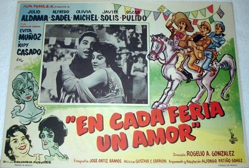 En cada feria un amor (1961)
