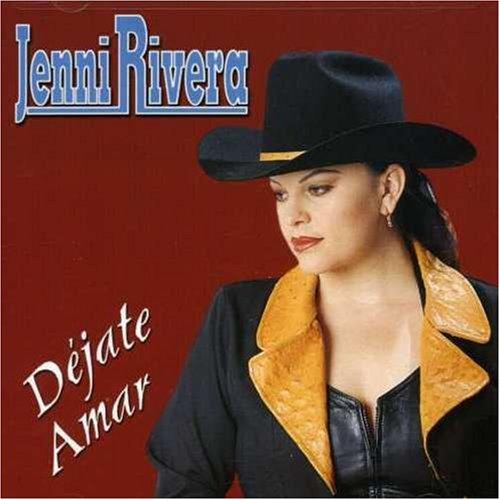 Jenni Rivera - Déjate Amar (2001) (Album / Disco Oficial)
