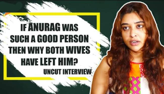 Payal Ghosh and Anurag Kashyap controversy