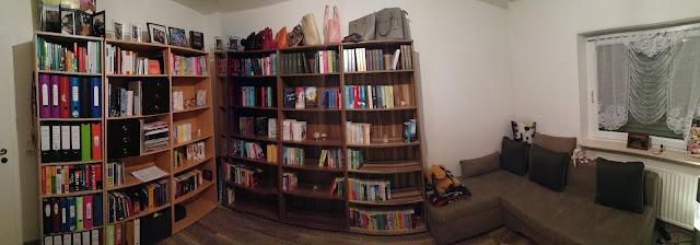 Bibliothekszimmer