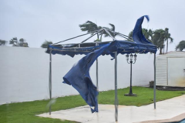 Category 2 hurricane