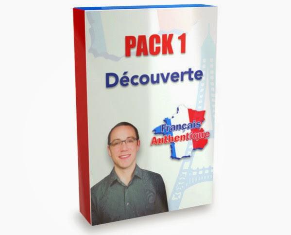 pack 1 gratuit