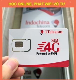 Sim 90GB/tháng, Gọi miễn phí Nội Ngoại mạng Siêu rẻ