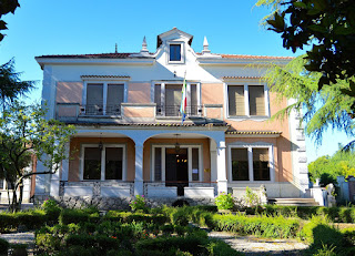 The Villa Carnera in Sequals is open to visitors