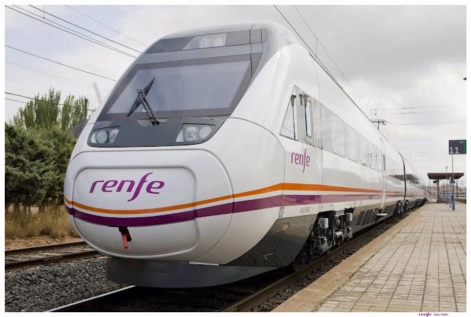 Renfe recupera los horarios habituales del Alvia Huelva-Madrid tras las vacaciones