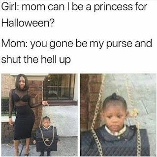 Halloween Costume Meme by blackmoonthread.ig on Instagram