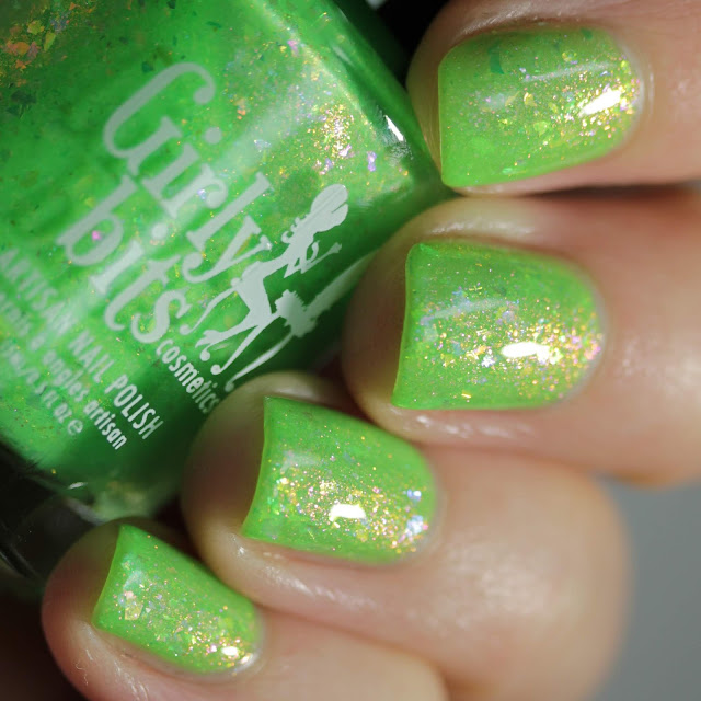 Girly Bits Hook, Lime, & Sinker swatch by Streets Ahead Style