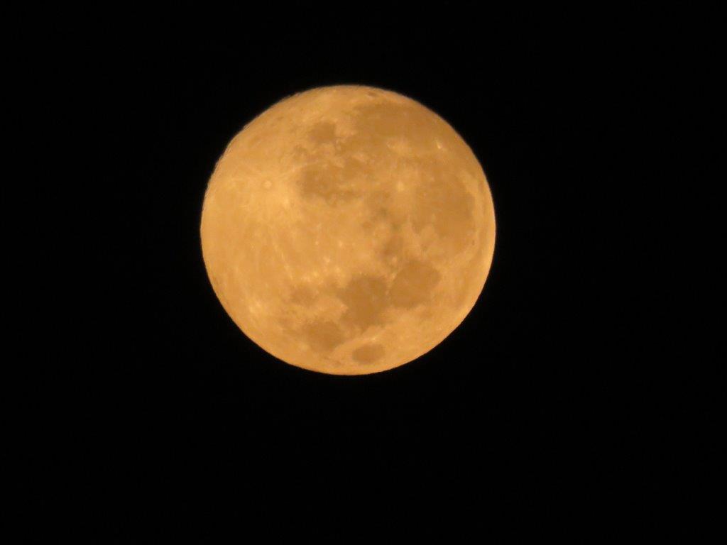 Memorable Meanders Full Moon May 2017