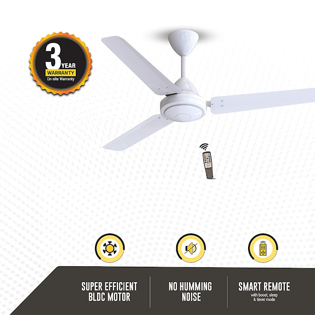 Top best ceiling fans in India
