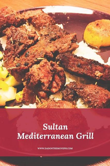 Sultan Mediterranean Grill review