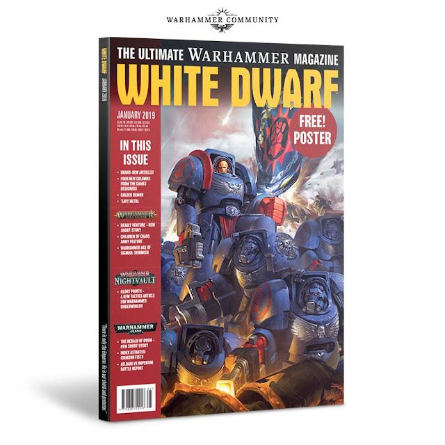 White Dwarf enero 2019