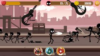 Pertarungan stickman