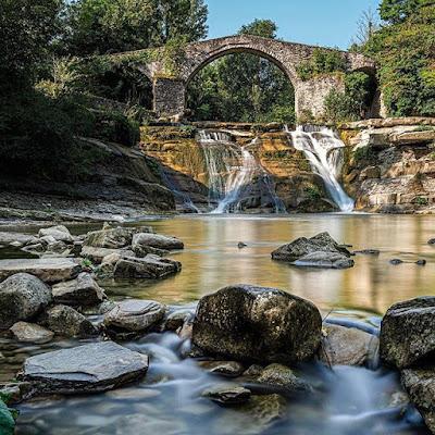 Cascate della Brusia - Forli /Cesena -Travel blog Viaggynfo