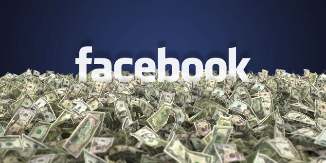 كيف تكسب المال من الفيسبوك