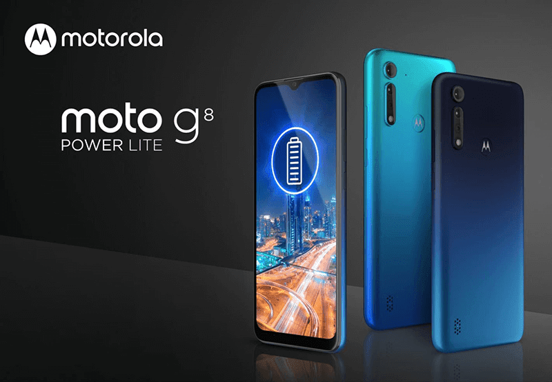 Motorola Moto G8 Power Lite with 5,000mAh battery now official