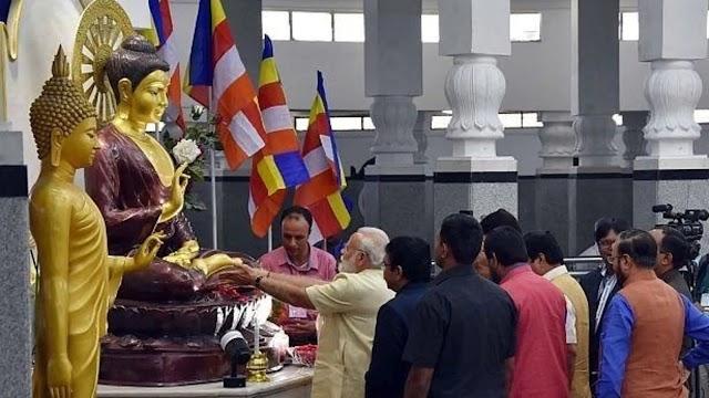Kushinagar airport is step towards India firming its Buddhist legacy