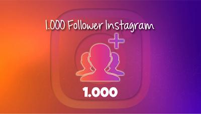 THR Afia Pulsa 1.000 Follower Instagram