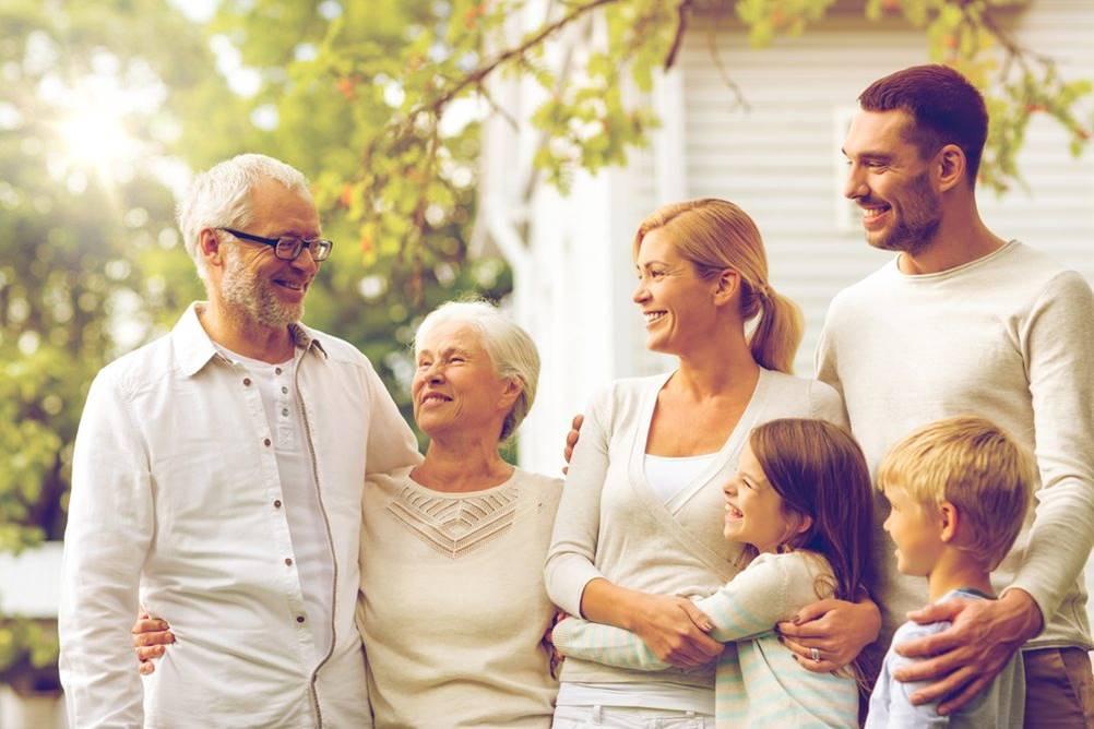Evitar a Depressão - Aumente o convívio com a família