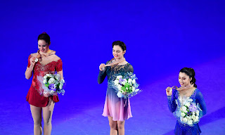 PATINAJE ARTÍSTICO - Mundial femenino 2017 (Helsinki, Finlandia): Medvedeva, la campeona de Europa retiene el título de campeona del mundo con creces