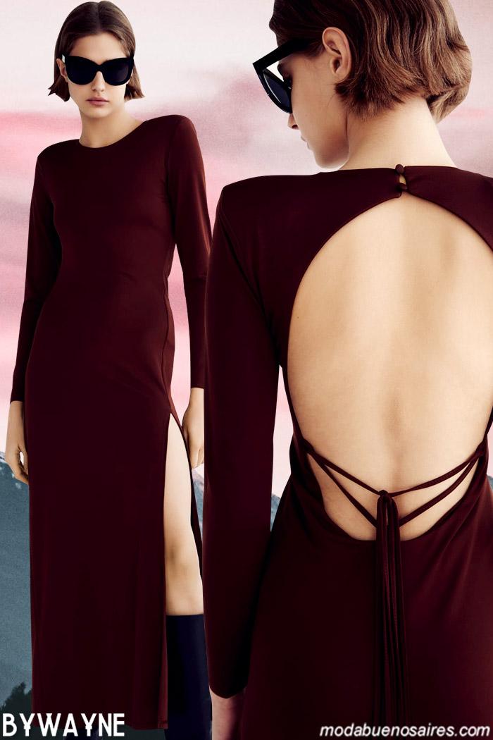 Vestidos Zara invierno 2021