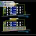 مخطط مشروع مركز صحي كاملا 2 اوتوكاد dwg