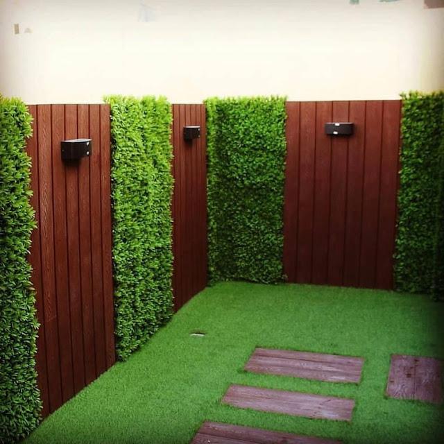 تصميم  جلسات حدائق المنزل بخميس مشيط