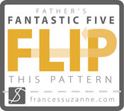 Flip This Pattern Father's Fantastic Five