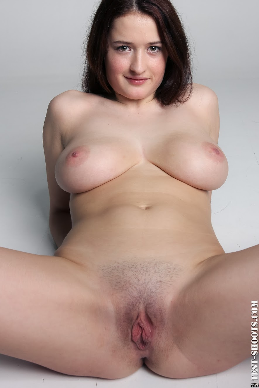 [Test-Shoot.Com] Maria Beaumont - Huge Tits Teenager Casting