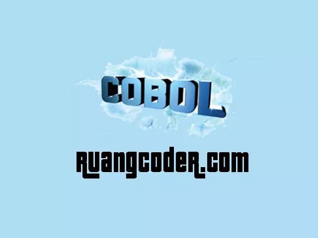 Pengertian COBOL - Fungsi, Kelebihan dan Kekurangannya