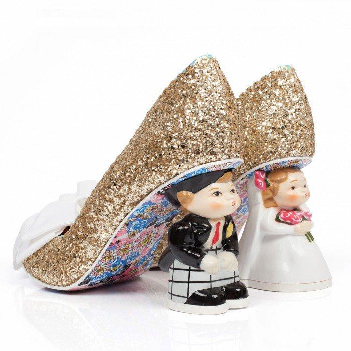 Irregular Choice 2017 Bridal Shoe Collection Hot