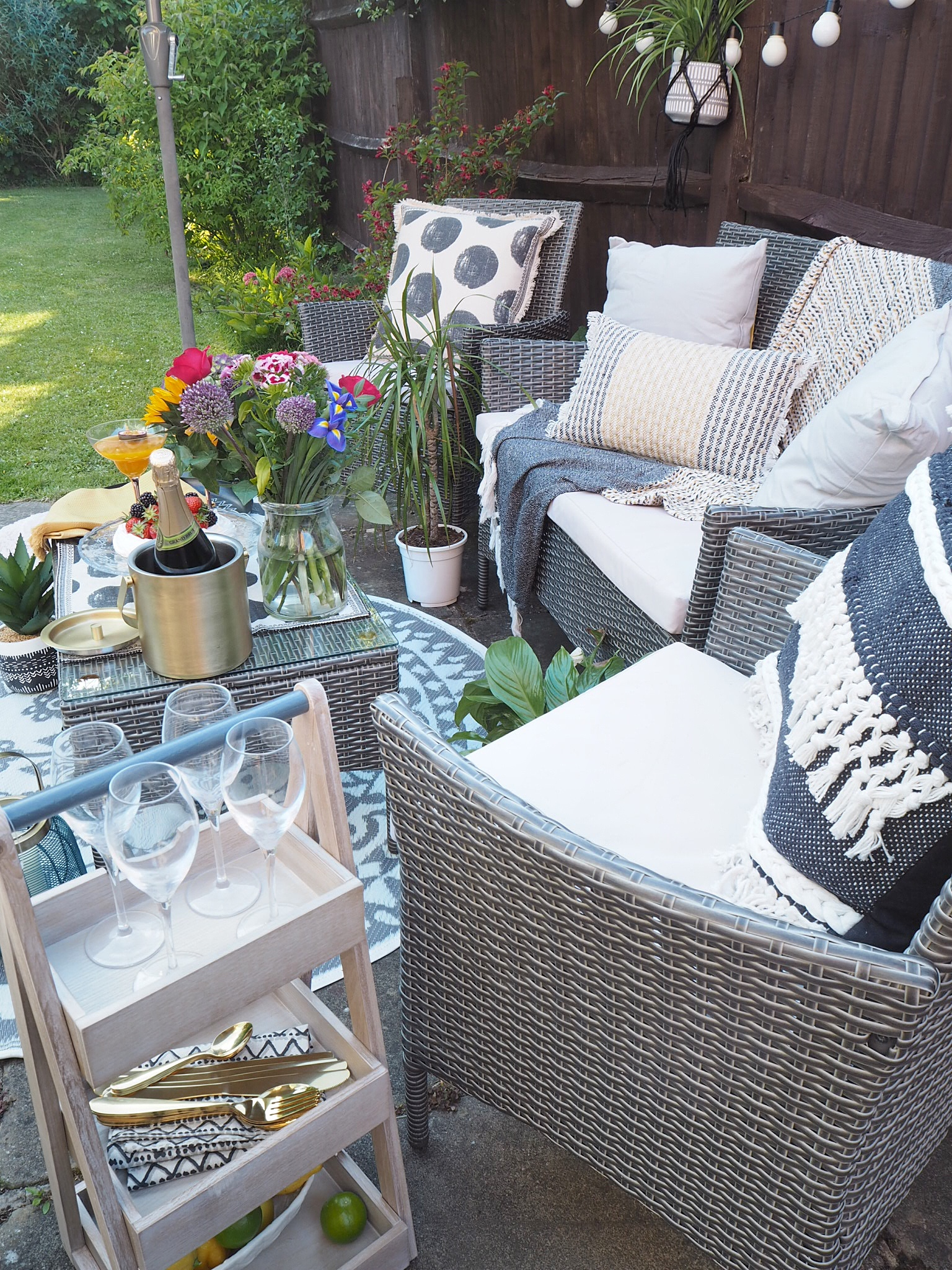 Home maintenance tasks and advice for your property in the Spring Summer seasons. From garden maintenance, to checking your heating and updating decor
