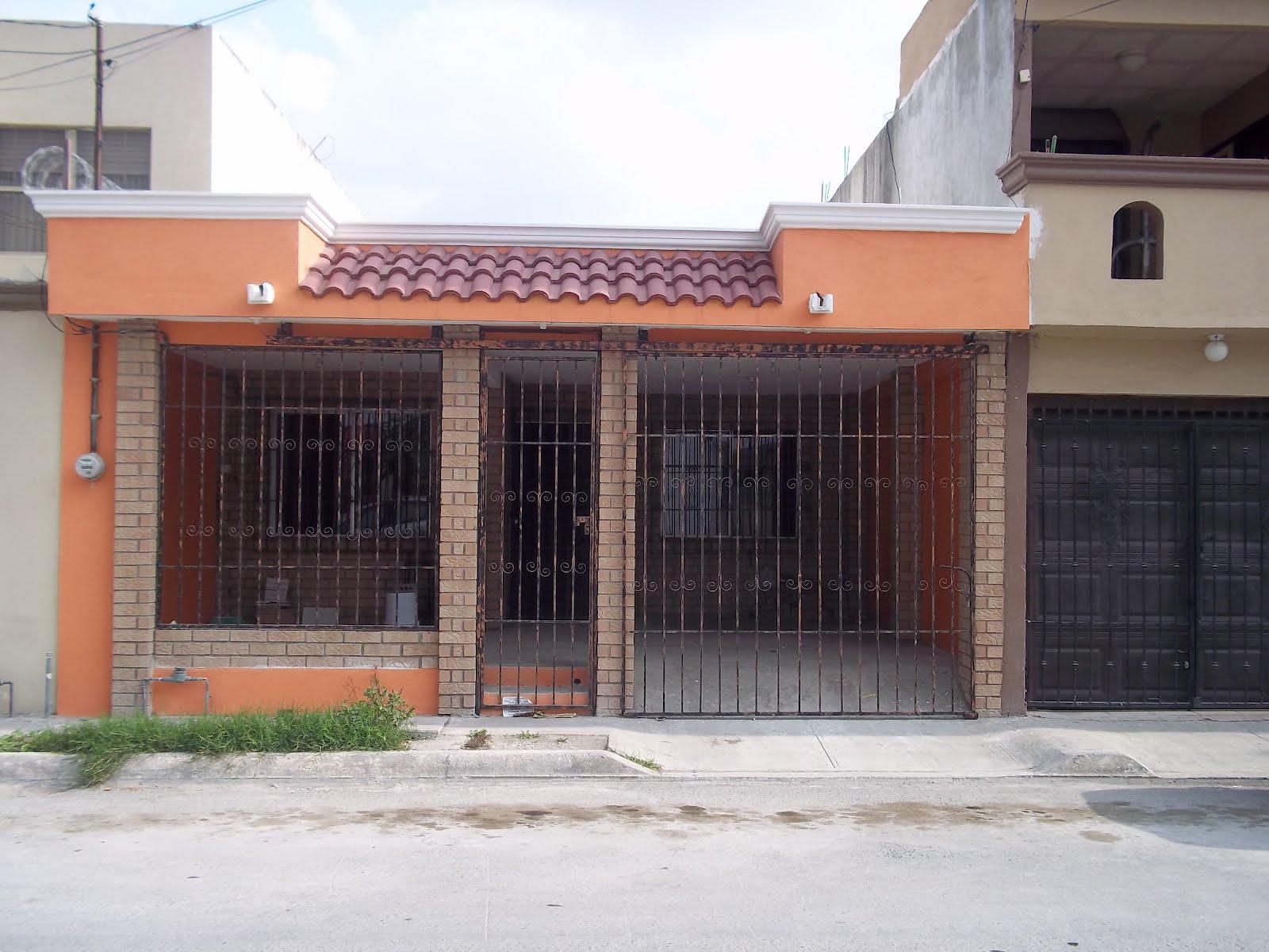 Sepia arquitect nica s de r l peque a casa reci n for Fachadas de bardas para casas pequenas