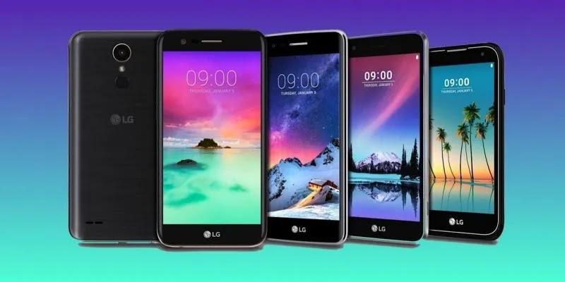 Lg Smartphones End مميز
