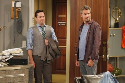 "Review of the new ""Odd Couple"" sitcom."