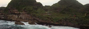 Gambar Lokasi Pantai Sembukan Wonogiri
