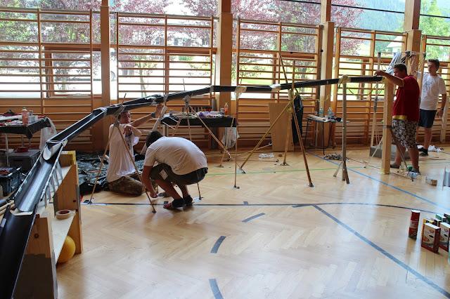 Persönlichkeitsbildung Conout Outdoor Ramsau Steiermark - REWE Österreich Persönlichkeitsseminar für Lehrlinge