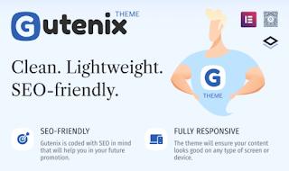 Gutenix free WordPress theme