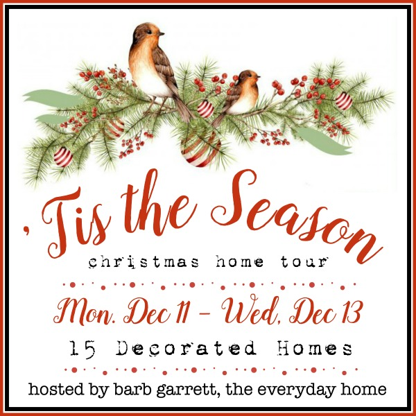 Tis The Season Home Tour