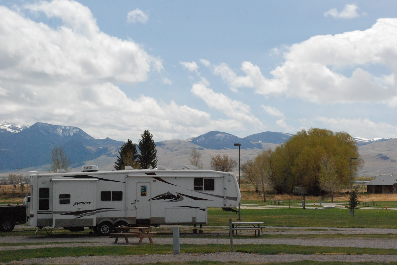 Adams RVing Adventures: Big Sky Country - Dillon, Montana